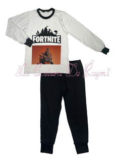 Pijama De Fortnite Personalizada. La Costura De Raymi.