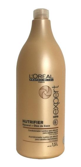 Condicionador Loreal Nutrifier Glycerol E Coco 1,5l