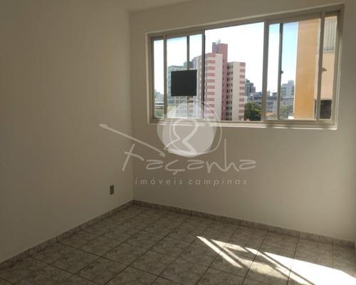 Imagem 1 de 9 de Apartamento Para Venda Do Botafogo Em Campinas - Imobiliária Em Campinas - Ap04120 - 69182558