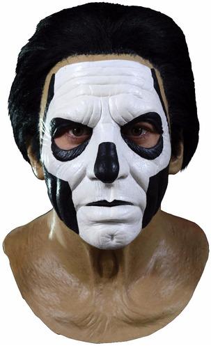 Máscara De Látex Papa Ill Standard Emeritus Ill Banda Ghost
