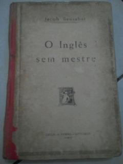 Jacob Bensabat O Inglês Sem Mestre