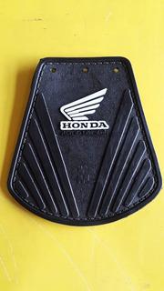 Parabarro Lameiro Moto Paralama Honda Cg Fan Titan 150
