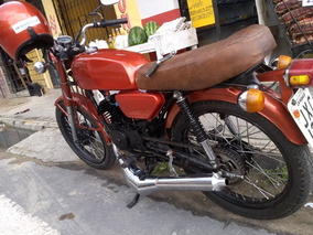 Yamaha Rs100 (motor Dt180)