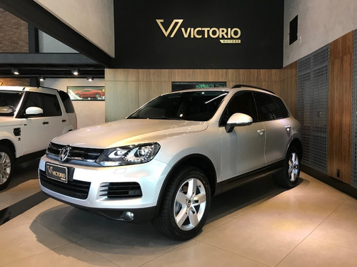 Vw Touareg V6 3.6 24v Gasolina 280cv 4motion At8 2014