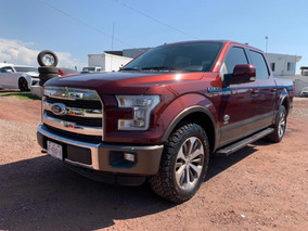 Ford Lobo 3.5 Doble Cabina King Ranch At 2016