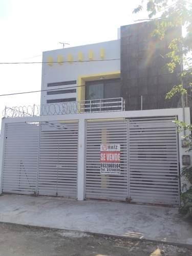 Casa En Venta Cerca Del Parque Tabasco