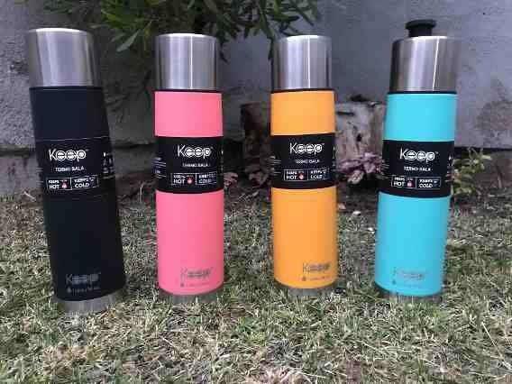 Productos Keep Termo+botella Metal+taza Térmica+vaso Yogurt