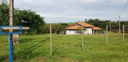 Imagem 1 de 14 de Vende-se Linda Chácara Localizada Em Cedral - Sp