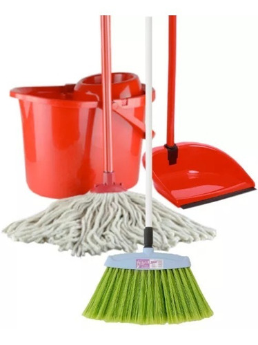 Set De Limpieza Ideal