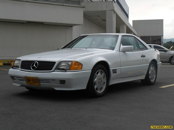 Mercedes Benz Clase Sl 500 At 5000 Aa Ab