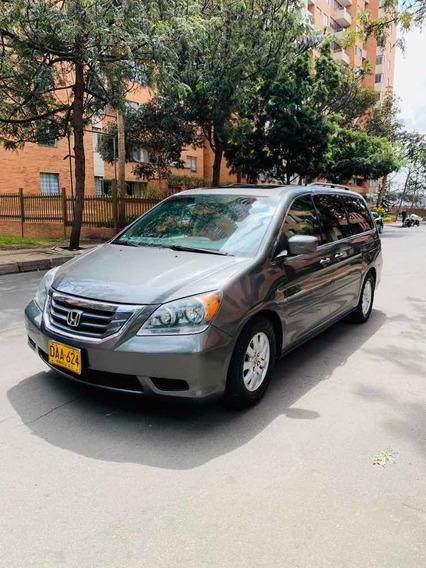 Honda Odyssey 7 Puestos Ex-l Impecable