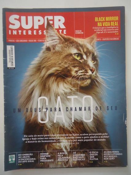Super Interessante #369 Gato - Um Deus Para Chamar De Seu