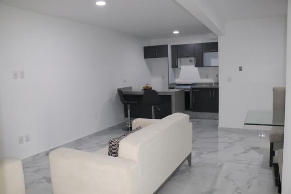 Departamentos Nuevos En Venta En Colonia Ajusco Coyoacan