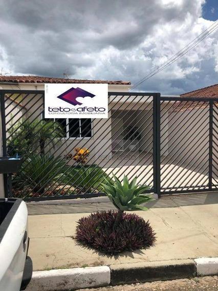 Casa Com 2 Dormitórios À Venda, 100 M² Por R$ 380.000 - Jardim Terceiro Centenário - Atibaia/sp - Ca3501