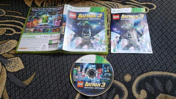 Batman 3 Original Para O Xbox 360 B6
