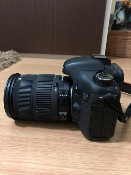 Camera Cannon 7d