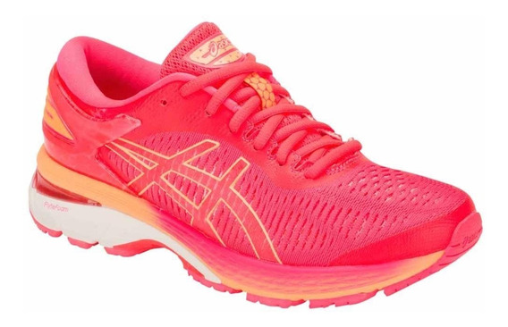 Asics Gel Kayano 25 Mujer Maraton Pronador Envío Inmediato