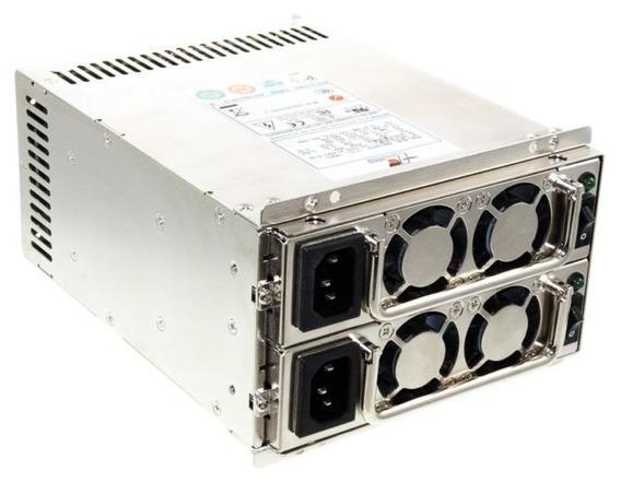 Fonte Atx Dual Dupla Emacs Mrw6420p Hot Swap 420w Garant