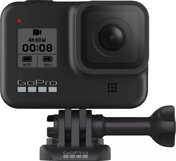 Câmera Gopro Hero 8 Black Original Lacrada + Envio Imediato