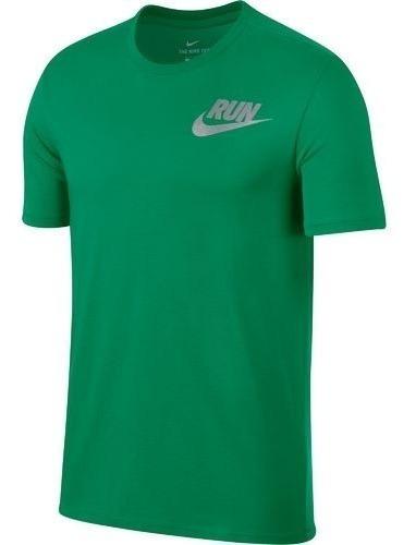 Remera Running Nike Liquido !