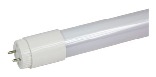 Tubo Led 220v 8w / 9w = 18w Color Frio 60cm G13 Vidrio