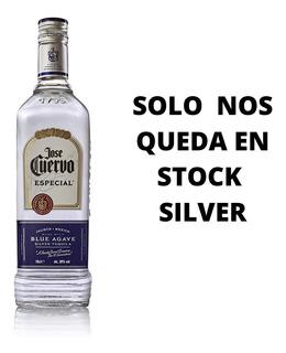 Tequila Jose Cuervo Gold O Silver X750ml
