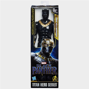 Boneco Pantera Negra - Erik Killmonger Titan Hero Series