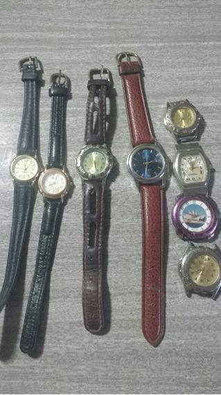 Vendo Relógio Para Aproveitar Peça Lote Dumont
