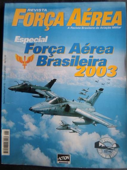 Revista Força Aérea Número Especial 01