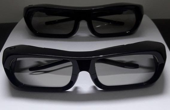 Par De Óculos 3d Sony Tdg-br250 Originais ! Ativo Usb !