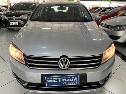 Imagem 1 de 10 de Volkswagen Passat Variant 2014 2.0 Tsi 5p