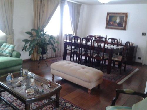 Imagem 1 de 30 de Excelente Apartamento À Venda No Coração Do Campo Belo - Ap10920