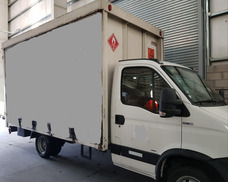 Iveco Daily Chasis 35c14 Con Sider