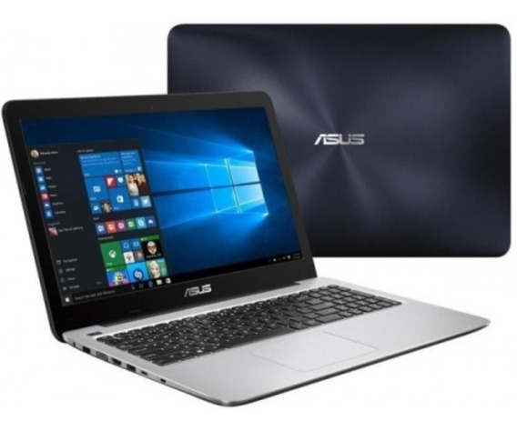 Notebook Asus I5 6° Geração 6gb 750gb Hd + Placa De Video
