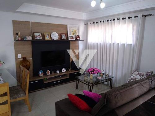 Imagem 1 de 30 de Casa Com 3 Dormitórios À Venda, 217 M² Por R$ 750.000,00 - Vila Jardini - Sorocaba/sp - Ca0905