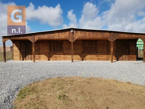 Casa En Piriápolis (punta Negra) -  Ref. 4552