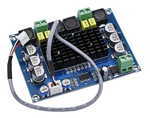 Amplificador De Audio Tpa3116d2 Digital 120w+12ow 12v-24vdc