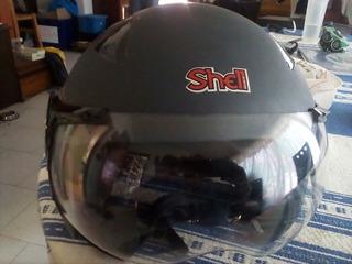 Casco Motociclista