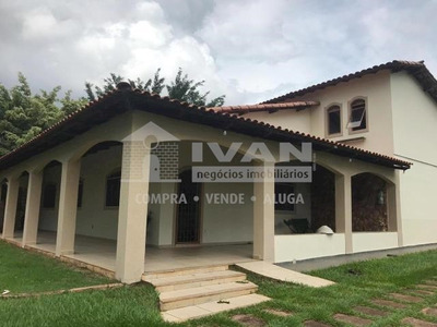 Casa Para Venda No Morada Do Sol, Uberlândia/mg - 25603