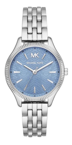 Relógio Michael Kors Lexington Feminino Prata Mk6639/1kn