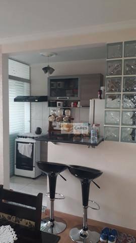 Imagem 1 de 20 de Apartamento Com 2 Dormitórios À Venda, 52 M² Por R$ 220.000,00 - Loteamento Parque São Martinho - Campinas/sp - Ap7893