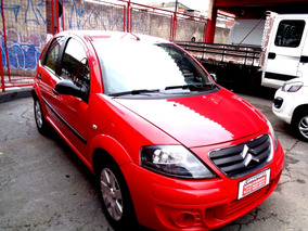 Citroën C3 Hatch 1.4 8v Glx Flex- Ano 2012