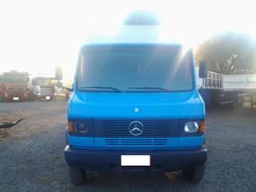 Mercedes-benz 710 Baú Refrigerado Para 10º