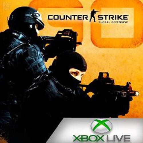 Conter Strike: Go Mídia Digital - Xbox 360
