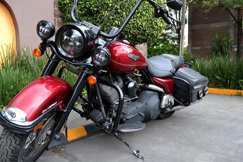 Imagen 1 de 14 de Harley Road King 1450 Muy Llamativa Excelente Manejo
