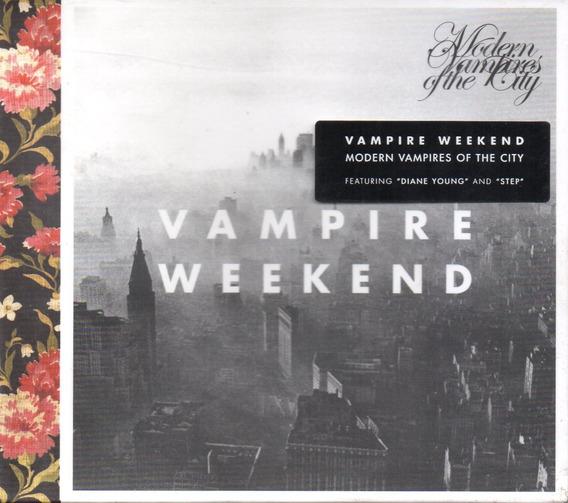 Vampire Weekend / Modern Vampires Of The City Cd 12 Tracks