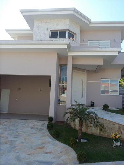 Casa Residencial À Venda, Condomínio Portal Do Jequitibá, Valinhos. - Ca5941