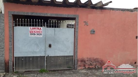 Casa Barata De Mais Para Reforma!!! Jd Santa Marina Jacareí - 5510