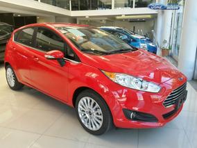 Ford Fiesta 1.6 Titanium 5 Puertas 2018 0km #20