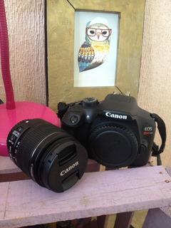 Canon Eos Rebelt6 Y Todo El Kit